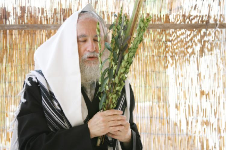 The Start of Sukkot