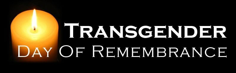 Image result for trans day of remembrance 2018