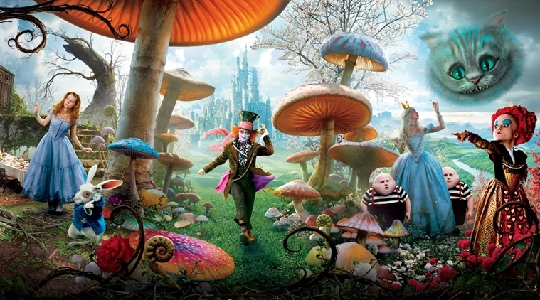 Alice in Wonderland Day