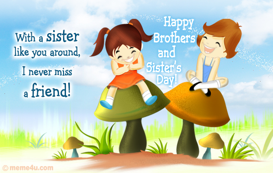 Brothers and Sisters Day