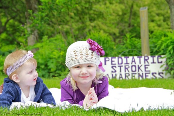 Childhood Stroke Awareness Day