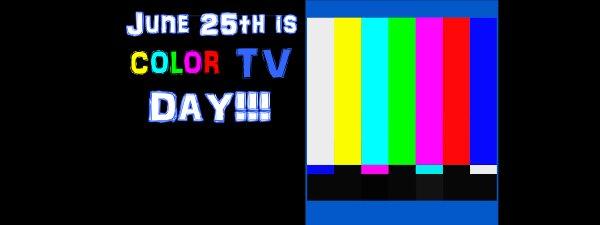 color TV day 2018 க்கான பட முடிவு
