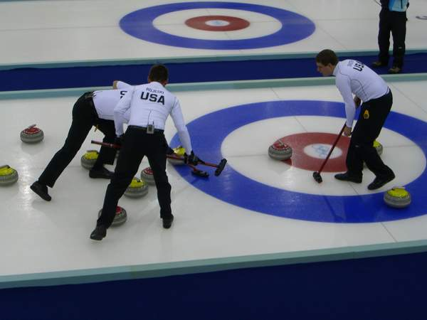 Curling is Cool Day