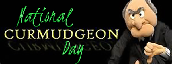 Curmudgeons Day