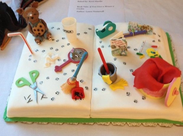 Edible Book Day