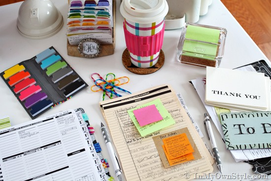 Get Organized Day