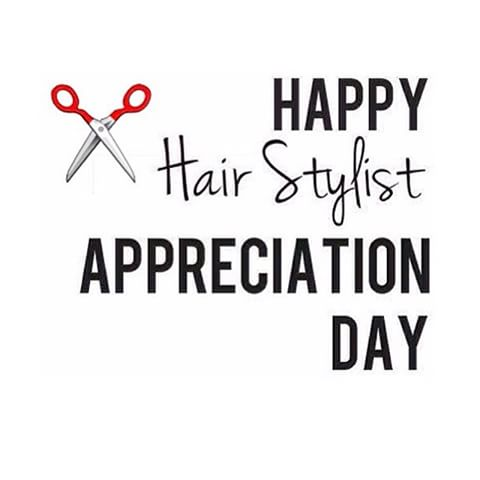 Hairstylists Appreciation Day