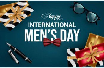 Happy International Mens Day
