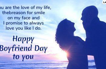 Happy National Boyfriend Day