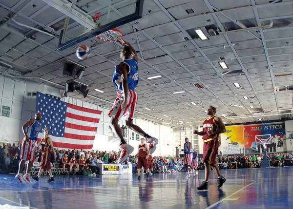 Harlem Globetrotter's Day