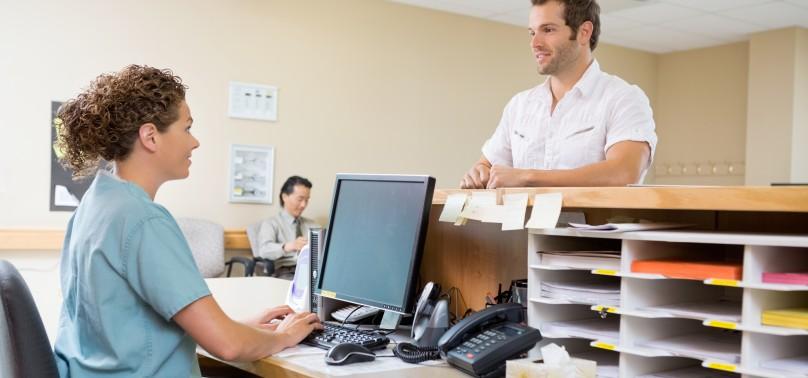 Hospital Admitting Clerks Day
