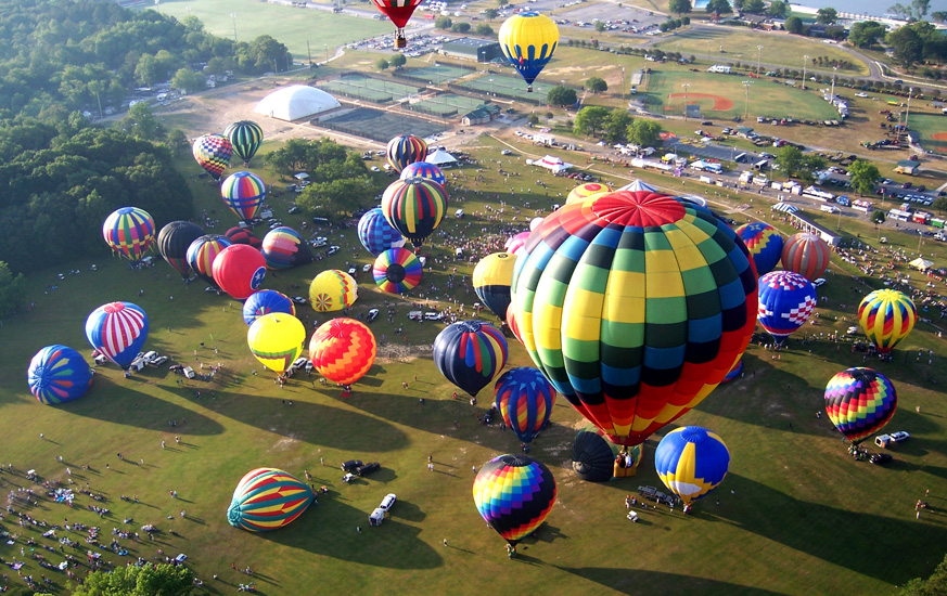 Hot Air Balloon Day