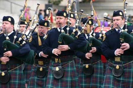 International Bagpipe Day