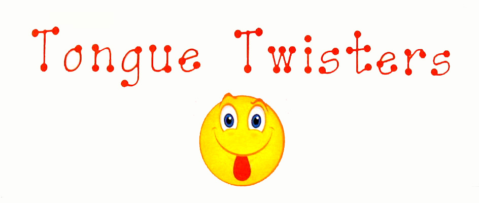 International Tongue Twister Contest Day