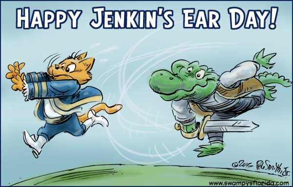 Jenkins Ear Day