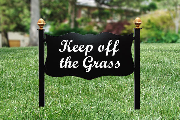Keep Off the Grass Day