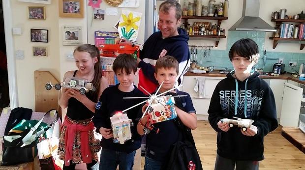 Kid Inventors' Day