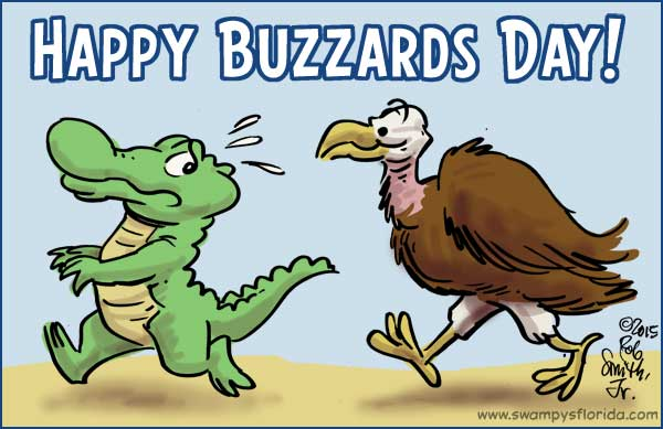 National Buzzard Day