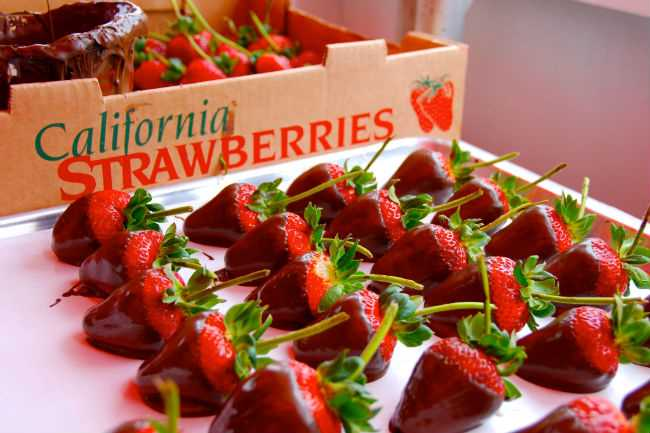 National California Strawberry Day