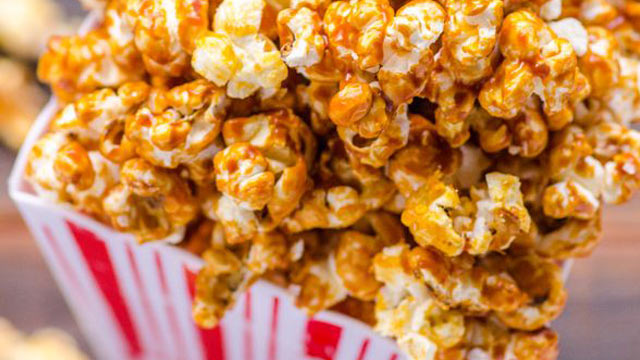 National Caramel Popcorn Day