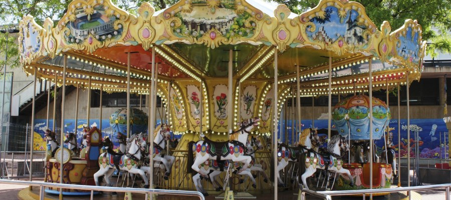 National Carousel Day