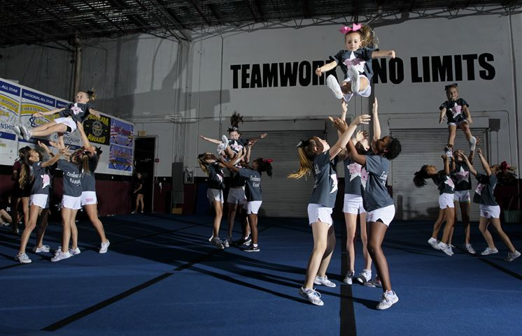 National Cheer Coach Day