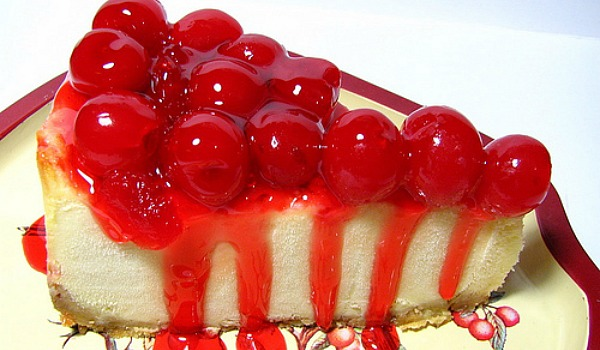 National Cherry Dessert Day