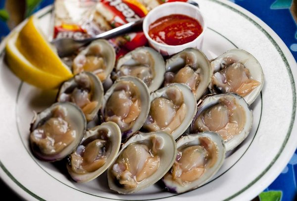 National Clams on the Half Shell Day