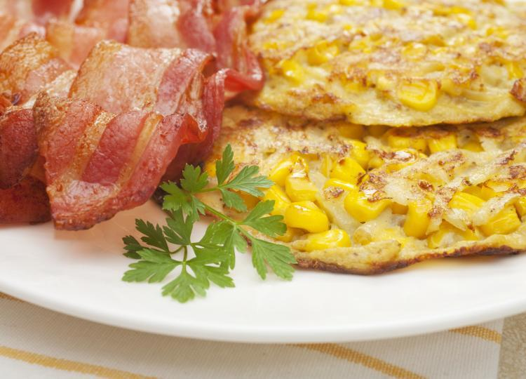 National Corn Fritter Day