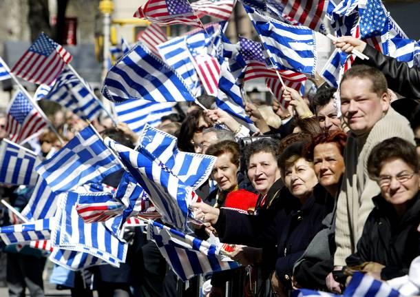 National Day of Celebration of Greek and American Democracy