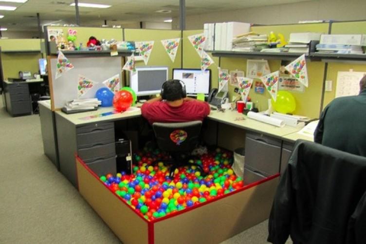 National Fun at Work Day