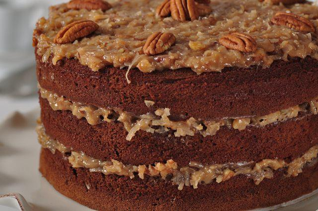 National German Chocolate Cake Day
