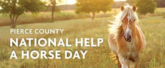 National Help a Horse Day