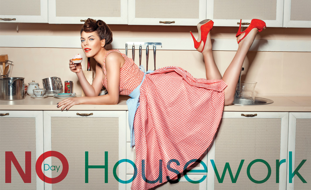 National No Housework Day