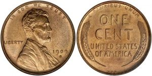When is National One Cent Day