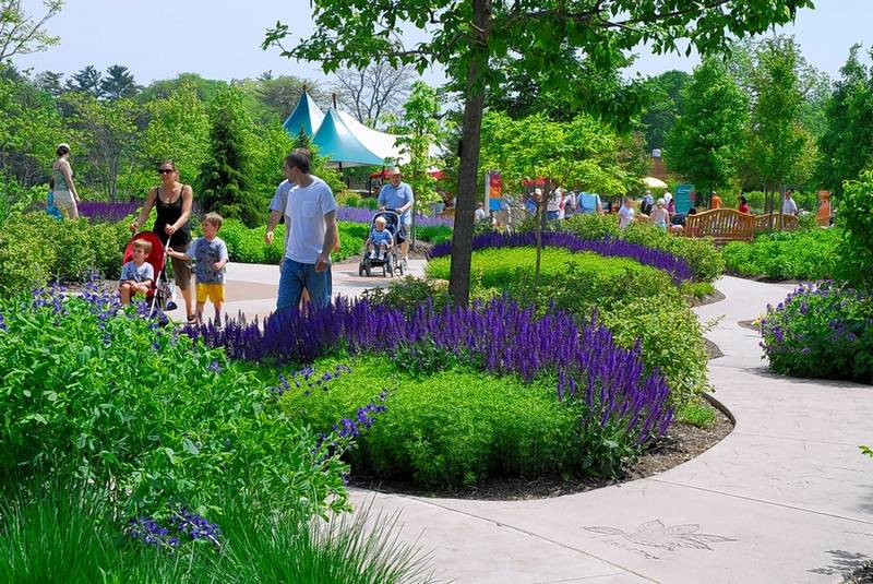 when is national public gardens day 2018 2019 calendar with holidays