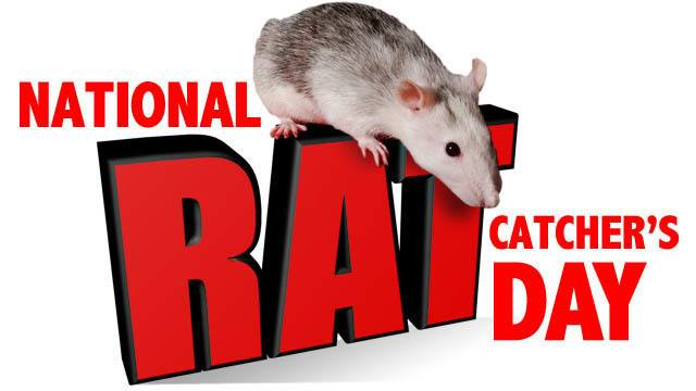 National Ratcatcher's Day