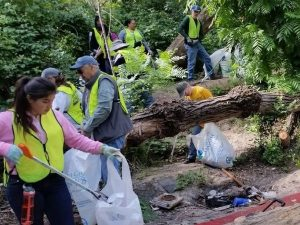 National River Cleanup Day 2018