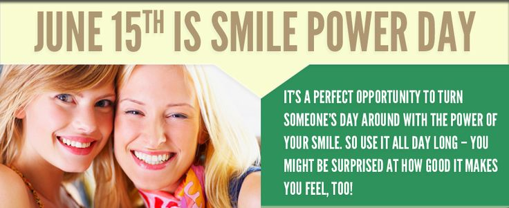 National Smile Power Day