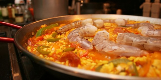 National Spanish Paella Day