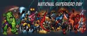 National Superhero Day 2018