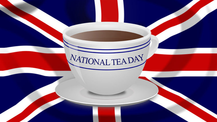 National Tea Day