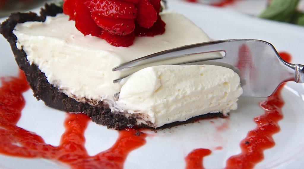 National White Chocolate Cheesecake Day