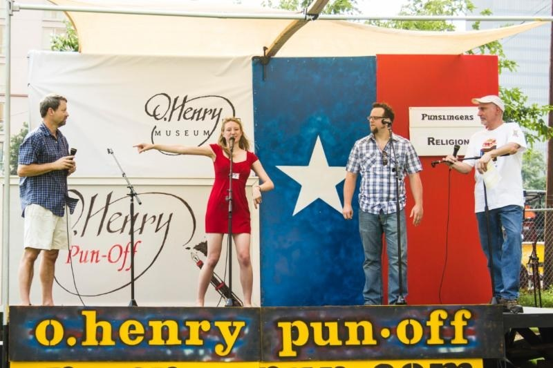 O. Henry Pun-off Day