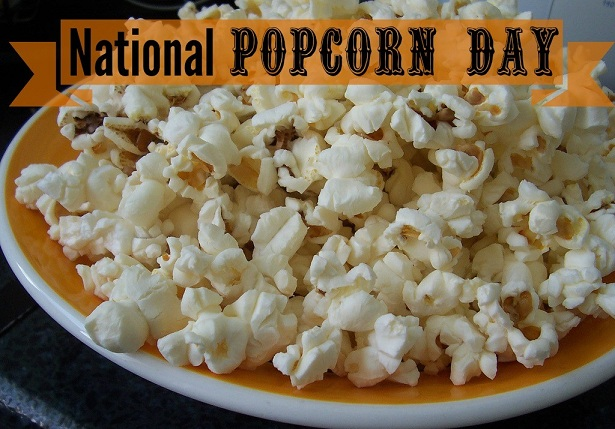 Popcorn Lovers Day