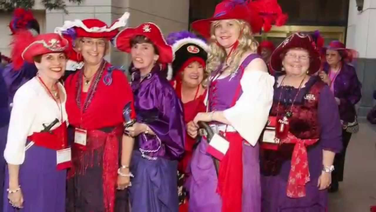 Red Hat Society Day