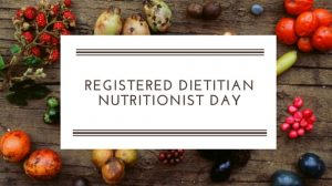 When is Registered Dietitian Nutritionist Day