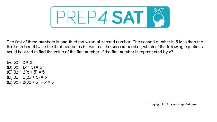 SAT Math Day