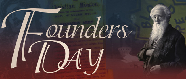 Salvation Army Founders' Day