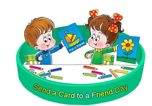 Send a Card to a Friend Day